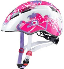 UVEX Kid 2 Pink Strawberry 46-52