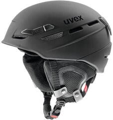 UVEX P.8000 Tour Black Matt 55-59