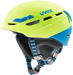 UVEX P.8000 Tour Lime/Blue Matt 55-59