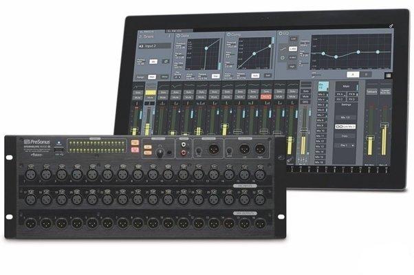 Presonus StudioLive RM32 AI