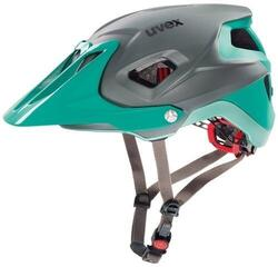 UVEX Quatro Integrale Light Blue/Grey Matt 52-57