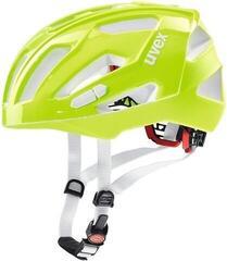 UVEX Quatro XC Neon Lime 52-57
