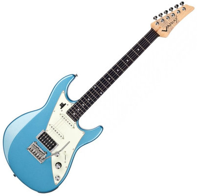 Line6 J-69 Ebony FB Lake Placid blue
