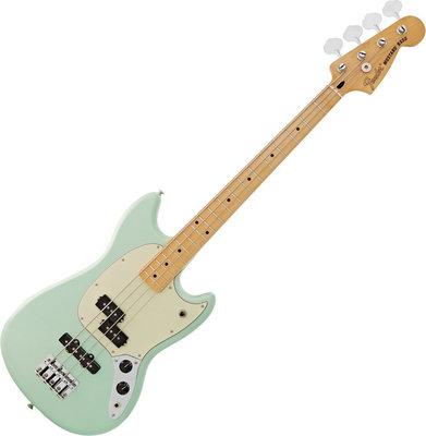 Fender LTD Mustang Bass MN Sea Foam Pearl