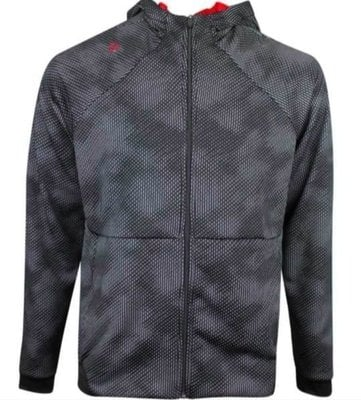 Galvin Green Dolph Insula Mens Jacket Black/Red XL
