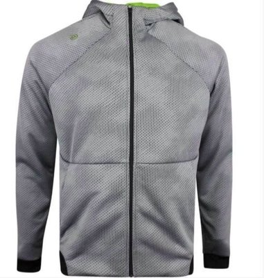 Galvin Green Dolph Insula Mens Jacket Sharkskin/Lime L