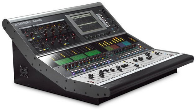 Allen & Heath iLIVE-80