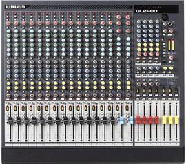 Allen & Heath GL2400-416 16-channel Dual Function Mixer