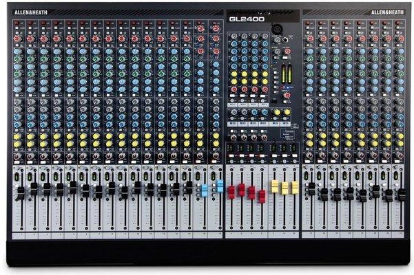 Allen & Heath GL2400 24-channel Mixer