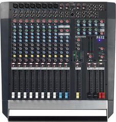 Allen & Heath PA12 12-Channel Stereo Mixer