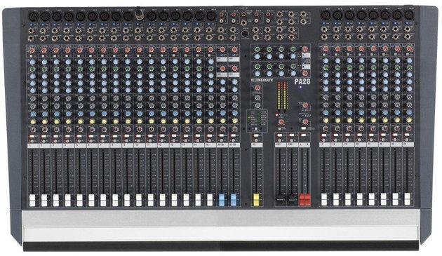 Allen & Heath PA28 28-Channel Stereo Mixer