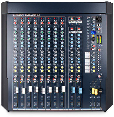 Allen & Heath WZ4 12:2 Mixwizard