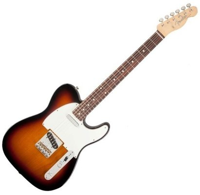 Fender Classic Player Baja '60s Telecaster, RW, 3-Color Sunburst