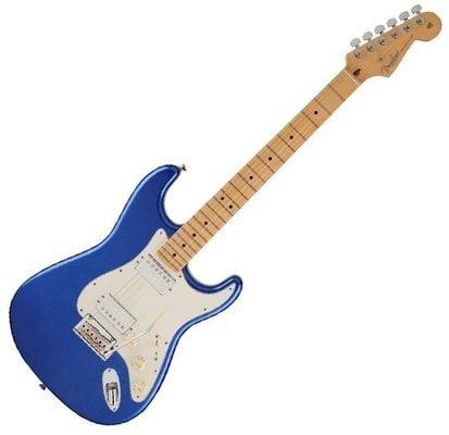 Fender American Standard Stratocaster HH, Maple, Ocean Blue Metallic