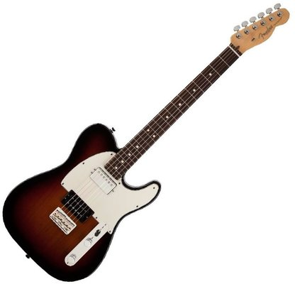 Fender American Standard Telecaster HH, RW, 3-Color Sunburst