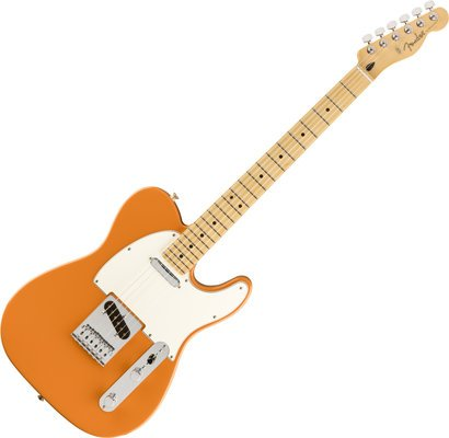 Fender Player Series Telecaster MN Capri Orange