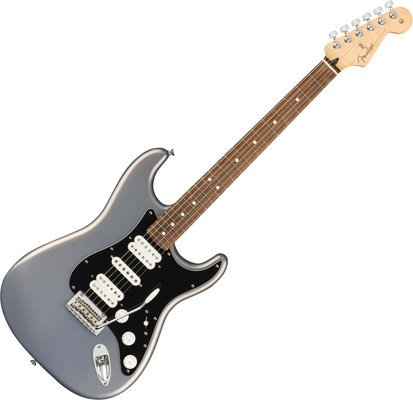 Fender Player Series Stratocaster HSH PF Silver