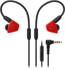 Audio-Technica ATH-LS50iS Red