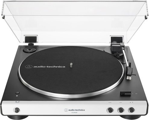 Audio-Technica AT-LP60XBT White
