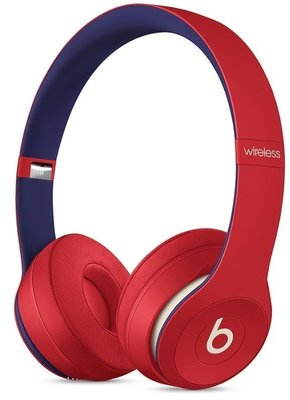 Beats Solo3 Wireless Club Collection Club Red