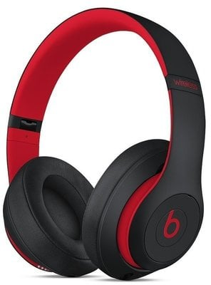 Beats Studio3 Wireless Decade Collection Defiant Black/Red