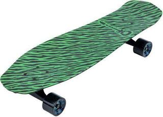 Charvel Green Stripe Skateboard