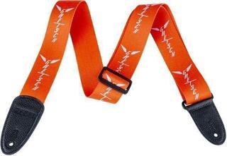 Gretsch Strap Wings Orange/Grey