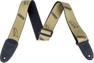 Gretsch Strap Penguin Gold/Black