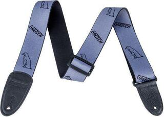 Gretsch Strap Penguin Grey/Black