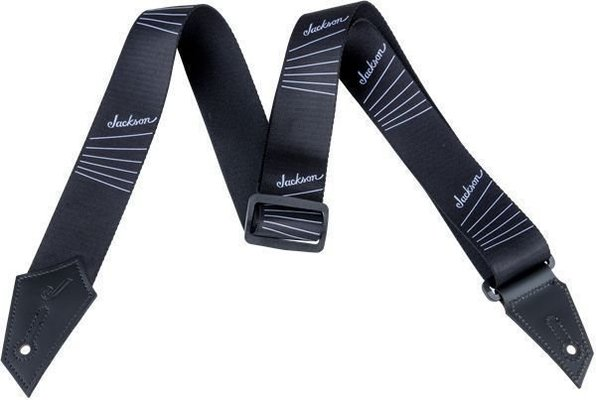 Jackson Strap Strings Black/White