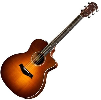 Taylor Guitars 214ce Deluxe Grand Auditorium Sunburst