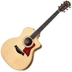 Taylor Guitars 214ce Deluxe Koa Grand Auditorium