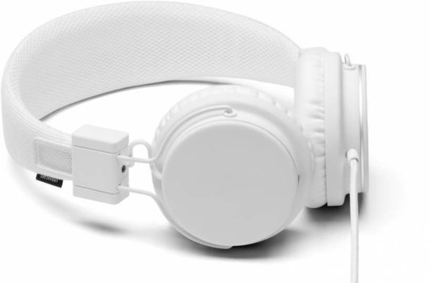 UrbanEars Plattan ADV Headphones True White