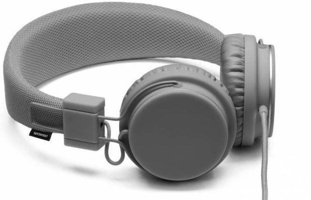 UrbanEars Plattan ADV Headphones Dark Grey