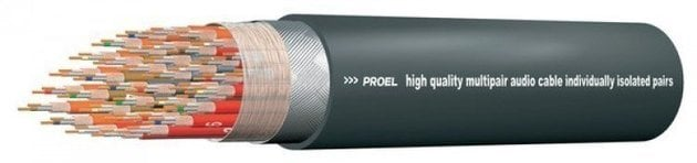 PROEL CMT12 12 pairs Audio multicore cable