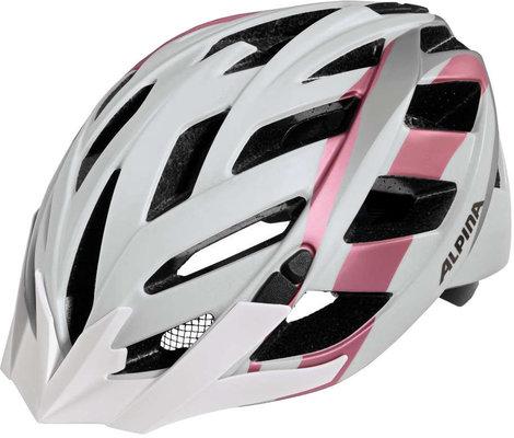 Alpina Helmet Panoma L.E. Titanium/Pink 56-59