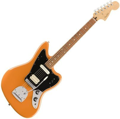 Fender Player Series Jaguar PF Capri Orange