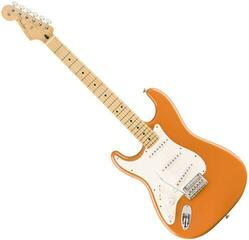Fender Player Series Stratocaster MN Capri Orange LH