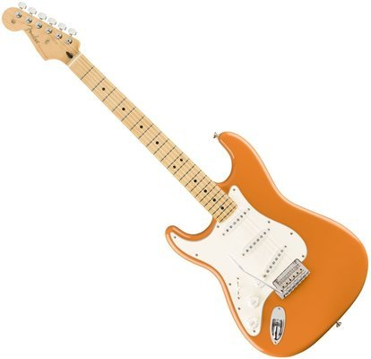 Fender Player Series Stratocaster LH MN Capri Orange
