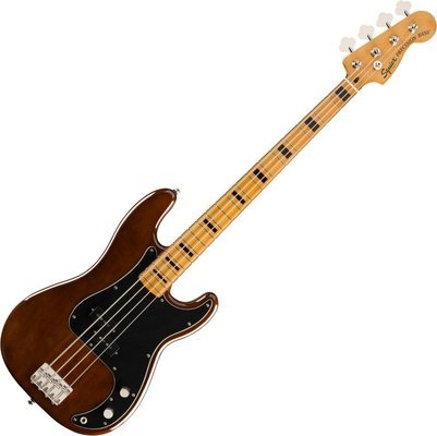 Fender Squier Classic Vibe 70s Precision Bass MN Walnut