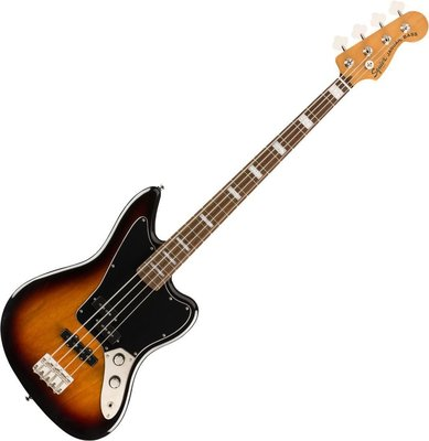 Fender Squier Classic Vibe Jaguar Bass LRL 3-Tone Sunburst
