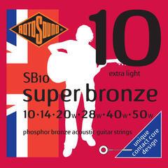 Rotosound Super Bronze 10
