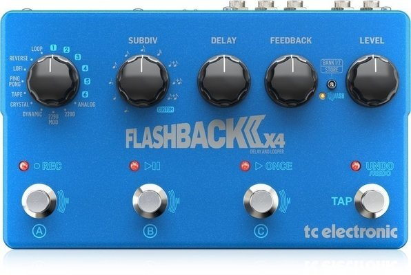 TC Electronic Flashback 2 X4