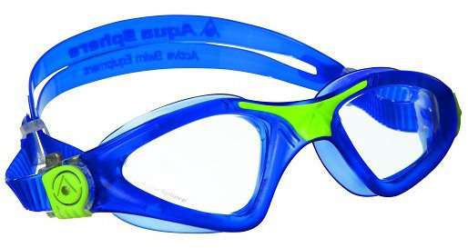 Aqua Sphere Kayenne Clear Lens Blue/Green