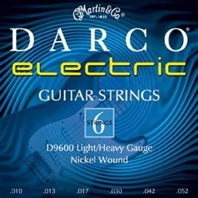 Martin D9600 Darco Electric Nickel Wound Strings
