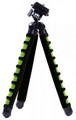 XSories Big Bendy Black/Green