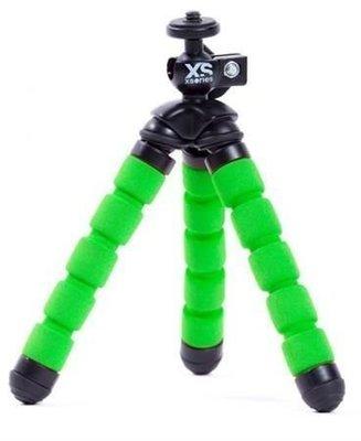 XSories Mini Bendy Green