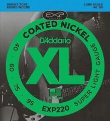 D'Addario EXP 220
