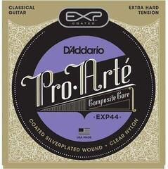D'Addario EXP-44 Nylon Extra Hard