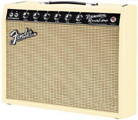 Fender 65 Princeton Reverb Blonde